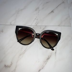 Diff Eyewear Cateye Sunglasses